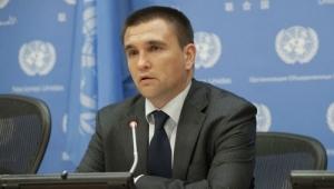 Климкин намерен поднять вопрос о деоккупации Крыма на встрече  в Мюнхене с министрами иностранных дел