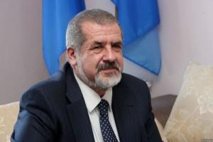 Глава Меджлиса поддержал блокаду грузового транспорта из России