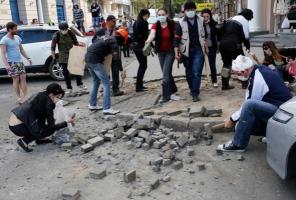 Одесскую милицию 2 мая предупредили о потасовках за пару часов