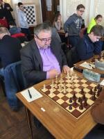 Шахматисты Николаева выиграли ежегодный матч у Херсона