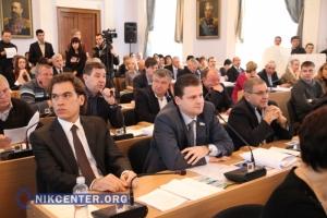 Депутаты Николаевского горсовета отложили введение местного налога на недвижимость