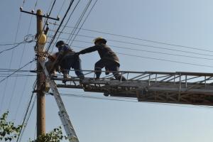 В Одесской области мужчина погиб на электрическом столбе