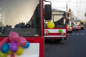В Николаеве появился новый троллейбусный маршрут