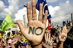 В Херсонской области намерены провести забастовку