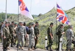 На Львовщине с 15 по 26 сентября пройдут совместные украинско-американские военные учения «Репид Трайдент-2014»
