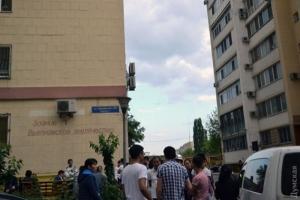 В Одессе вооруженные люди разгромили «вьетнамский квартал» и спровоцировали массовый протест