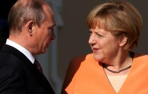 Меркель призвала ввести новые экономические санкции против России
