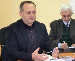 И. о. директора нацпарка «Нижнеднепровский» состоял в одной общественной организации с одиозными людьми