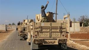 Сирийские повстанцы при поддержке турецкой артиллерии взяли под контроль ключевой для ИГИЛ город Дабик