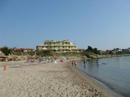 В Коблево чиновники незаконно передали в частную собственность земли в прибрежной зоне Черного моря