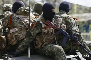На Донбассе задержали четырех подсобников террористов