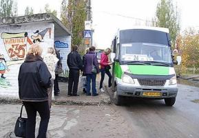В Николаеве не все маршрутки возобновили работу