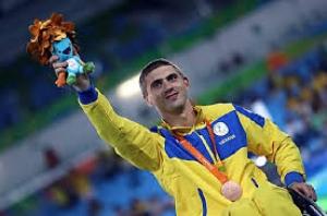 Николаевский шпажист Олег Науменко стал бронзовым призером Паралимпиады по фехтованию на колясках