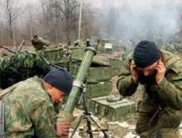В Широкино более часа длилась минометная дуэль между силами АТО и боевиками -