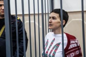 Суд продлил арест Савченко до 13 мая