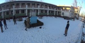 В Одесской области ликвидировали очередной памятник Ленину