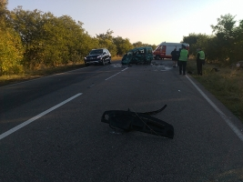 Из-за ДТП в Николаевской области погибли 2 человека