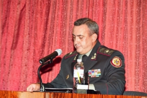 Спасателям из Одесской области представили нового руководителя