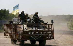 Боевики обстреляли ряд населенных пунктов - сводка АТО за сутки