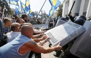 В парламенте показали видеореконструкцию теракта 31 августа под ВР