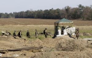 «Азов» теснит сепаратистов под Новоазовском