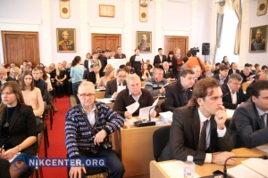 Сессию Николаевского горсовета перенесли, так и не дождавшись отчета Гранатурова (ФОТОРЕПОРТАЖ)