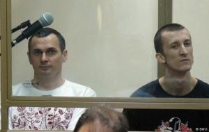 Сенцова и Кольченко этапировали из ростовского СИЗО