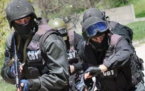 СБУ задержала двоих офицеров и одесского прокурора