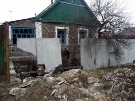 Террористы обстреляли из гранатомета жилые кварталы Новоалександровки
