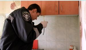 В Николаеве военный задушил жену на глазах у 6-летней дочери