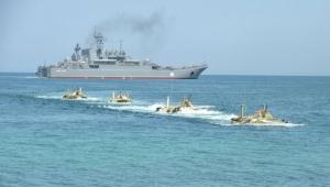 Украинская разведка заявила об угрозе высадки российских военных на Азовском побережье