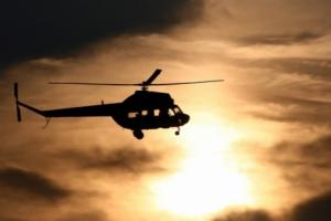 В Мексике в результате крушения вертолета погибли два человека