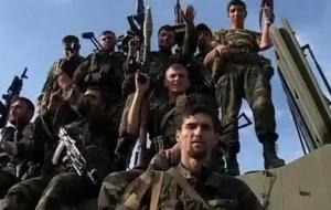 В Чечню доставили десятки погибших на Донбассе боевиков