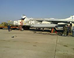 Николаевский авиаремонтный завод передал украинской армии обновленный бомбардировщик