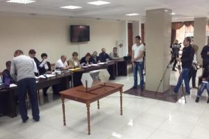 Избирком определил порядок размещения партий в бюллетене на выборах в Николаевский облсовет