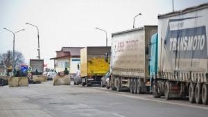 Подробности второго дня блокады Крыма на Херсонщине