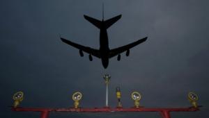 Россия поставила в известность украинские авиакомпании о запрете полетов в/из РФ