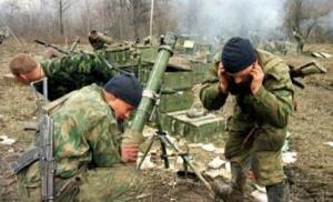 Сутки в АТО прошли под обстрелами со стороны боевиков - сводка