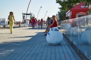 В Одесской области инвестор вытесняет частных торговцев с пляжа