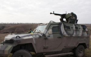 В Луганской области погибли шесть украинских военных