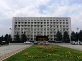 Возле Одесской облгосадминистрации установят памятник героям АТО