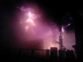 Пожар на Южно-Украинской АЭС не повлиял на работу энергоблоков