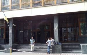 В Укрнафте опровергают инфомацию о проникновении в здание вооруженных людей