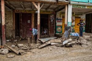 От урагана Мэтью на Гаити пострадали 1,2 миллиона человек