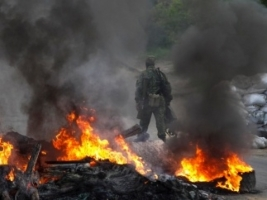 Есть риск начала локальных боевых действий на Донбассе - разведка