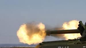 В Крыму Россия проводит учения по управлению ракетными ударами