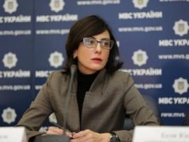 Советник министра внутренних дел Деканоидзе возглавила Национальную полицию