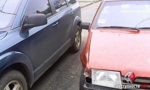 В результате ДТП в Николаеве на проспекте Октябрьском заблокировано движение