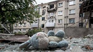 Во всех храмах и монастырях Украинской Православной Церкви поминают детей, погибших на Донбассе