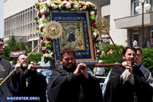 В Херсоне прошел крестный ход с чудотворной Касперовской иконой Божией Матери. ФОТОРЕПОРТАЖ